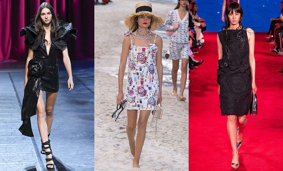 Redemption, Chanel, Calvin Klein 205W39NYC весна-лето 2019