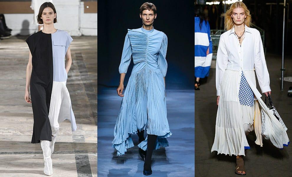 Tibi, Givenchy, Sonia Rykiel весна-лето 2019