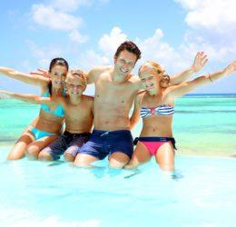 Семейный отпуск: летим на ГОА