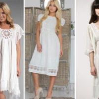Летняя льняная одежда: тренды сезона