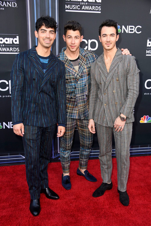 Братья Джонас Billboard Music Awards 2019