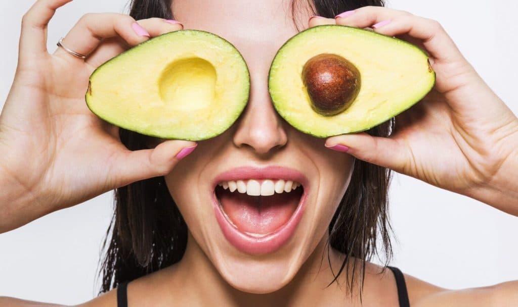 Авокадо — кладезь витаминов !