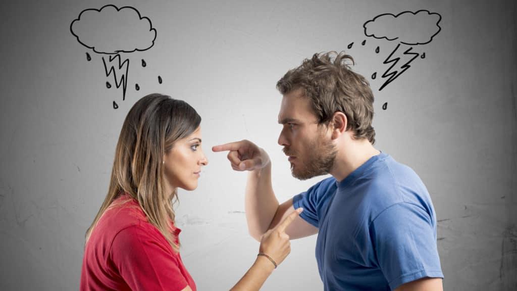 как избежать семейных ссор
