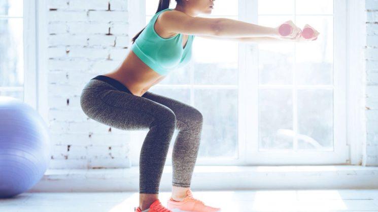Как быстро подтянуть ноги и ягодицы: упражнения