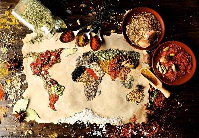 Экзотическая индийская кухня