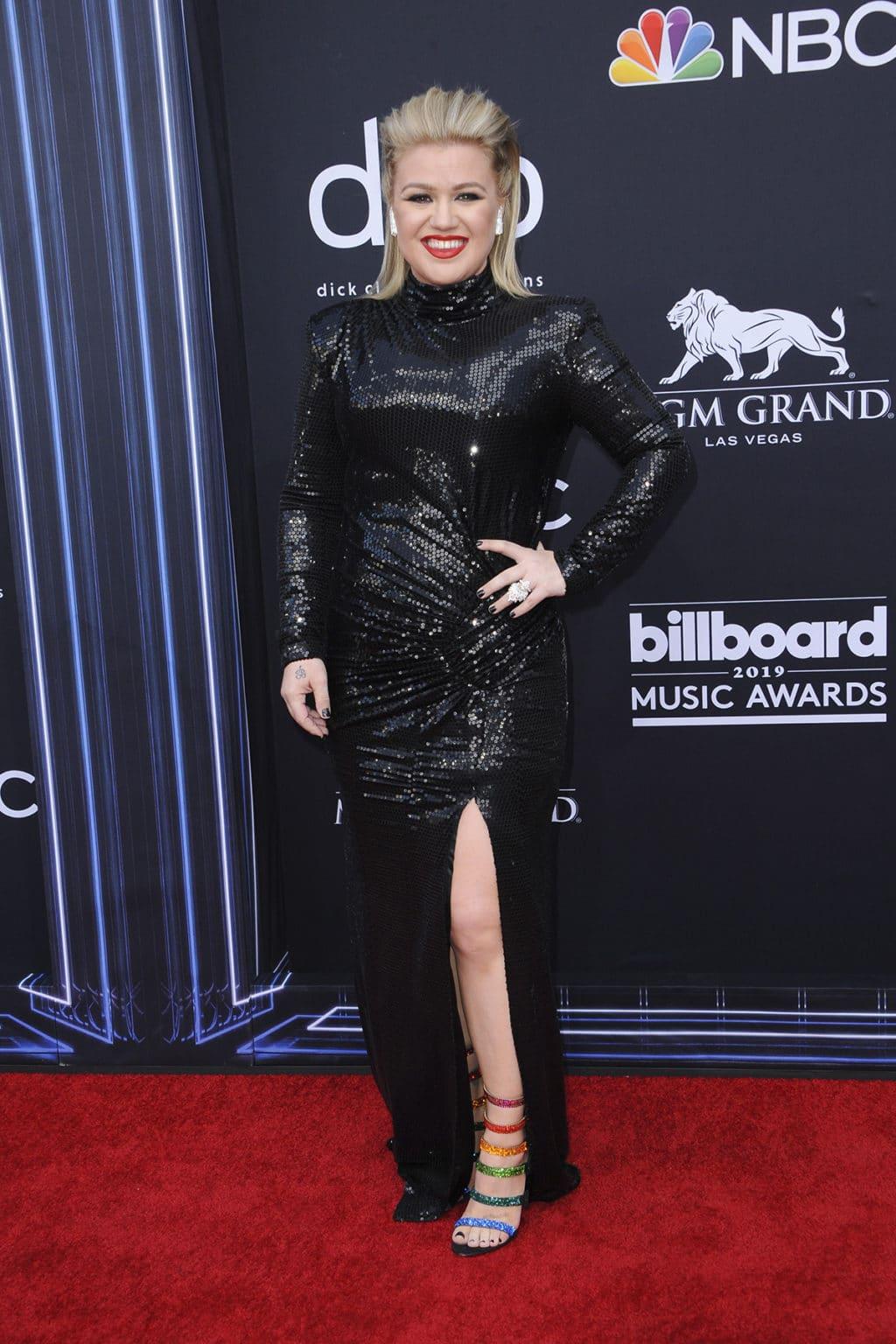 Келли Кларксон Billboard Music Awards 2019