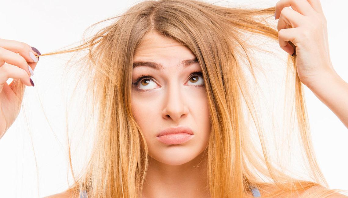 Проблема — жирные волосы. Что делать?