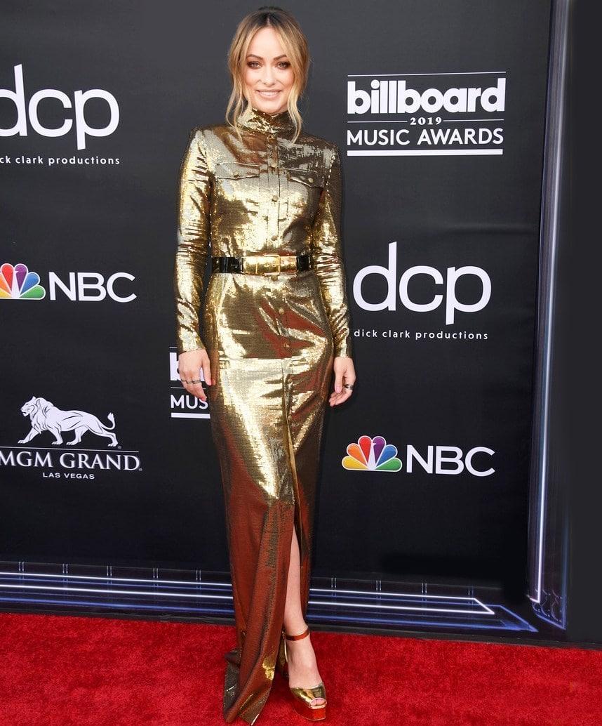 Оливия Уайлд Billboard Music Awards 2019
