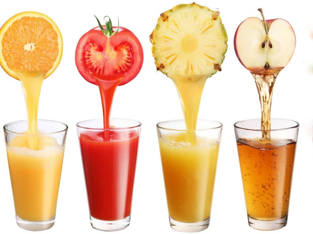 рецепты свежевыжатых соков