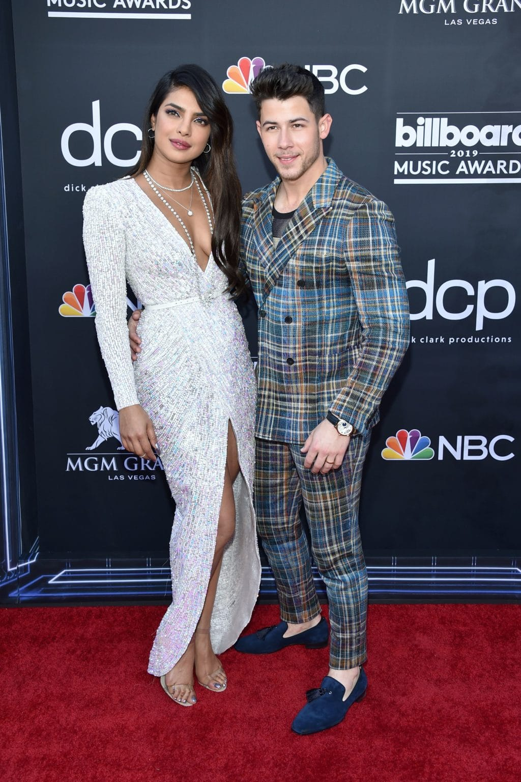 Приянка Чопра и Ник Джонаc Billboard Music Awards 2019
