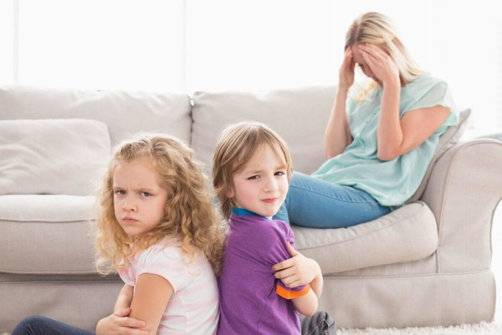 Отношения между детьми в семье