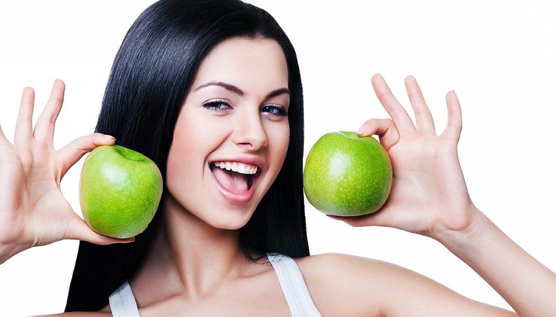 Худеем с помощью яблочной диеты: меню на 3 и 7 дней