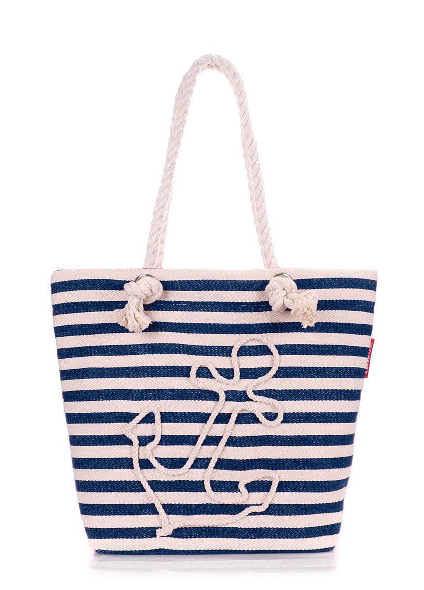 большая пляжная летняя сумка