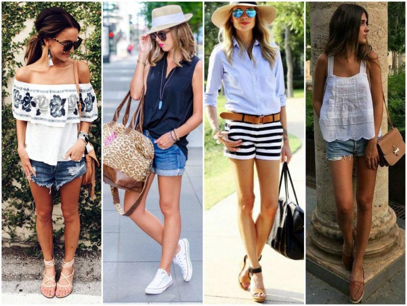 Летняя женская мода 2019