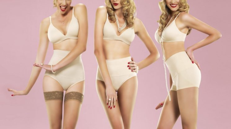 Корректирующее белье — секретное оружие современных женщин