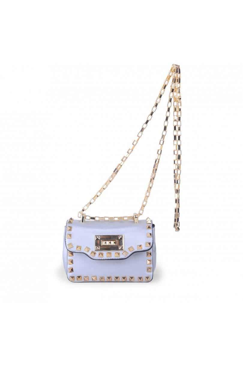 модная сумочка с ремешком