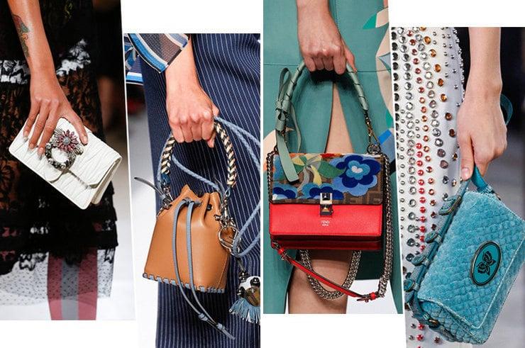 Модная сумка лета 2019, какая она?