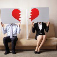 Как пережить развод: 5 самых важных шагов