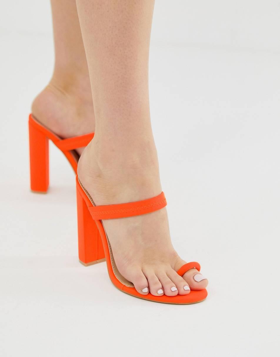 Лучшая летняя обувь на каблуке