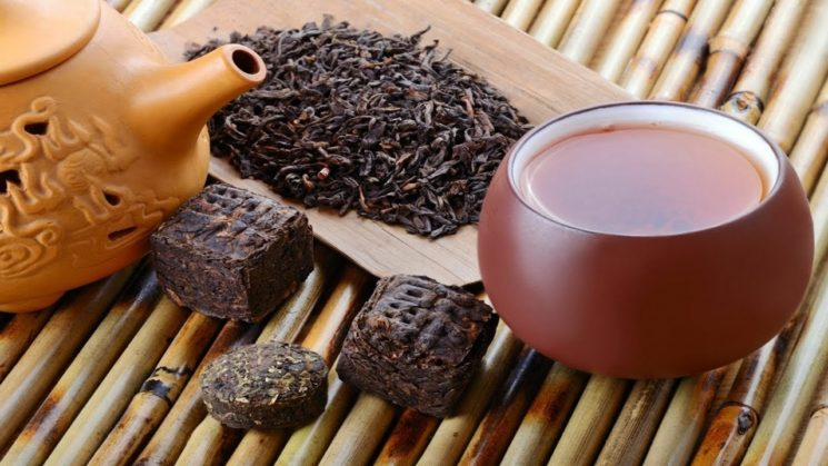 Чай Пуэр — напиток, о котором ходят легенды