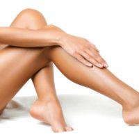 Гигиенический уход за ногами
