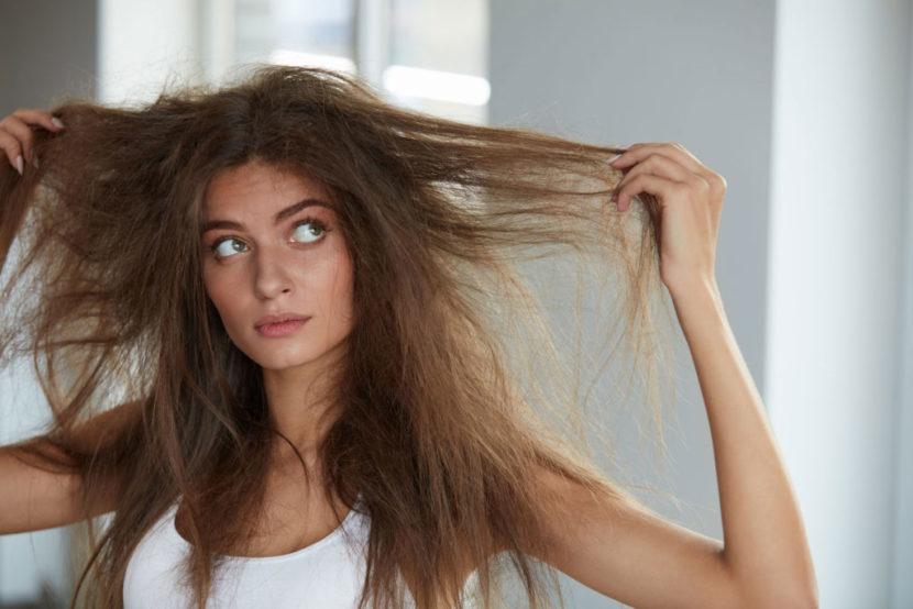 Долой прическа-одуванчик: избавляемся от пушистости волос