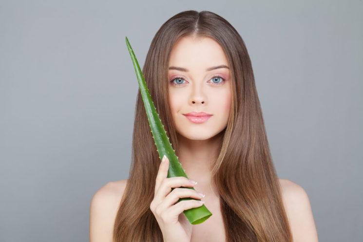 Новый тренд: алоэ для густоты и блеска волос