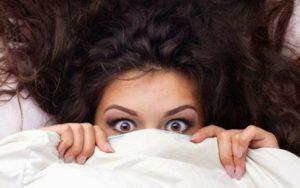 Психология женского страха: Чего больше всего боятся женщины?