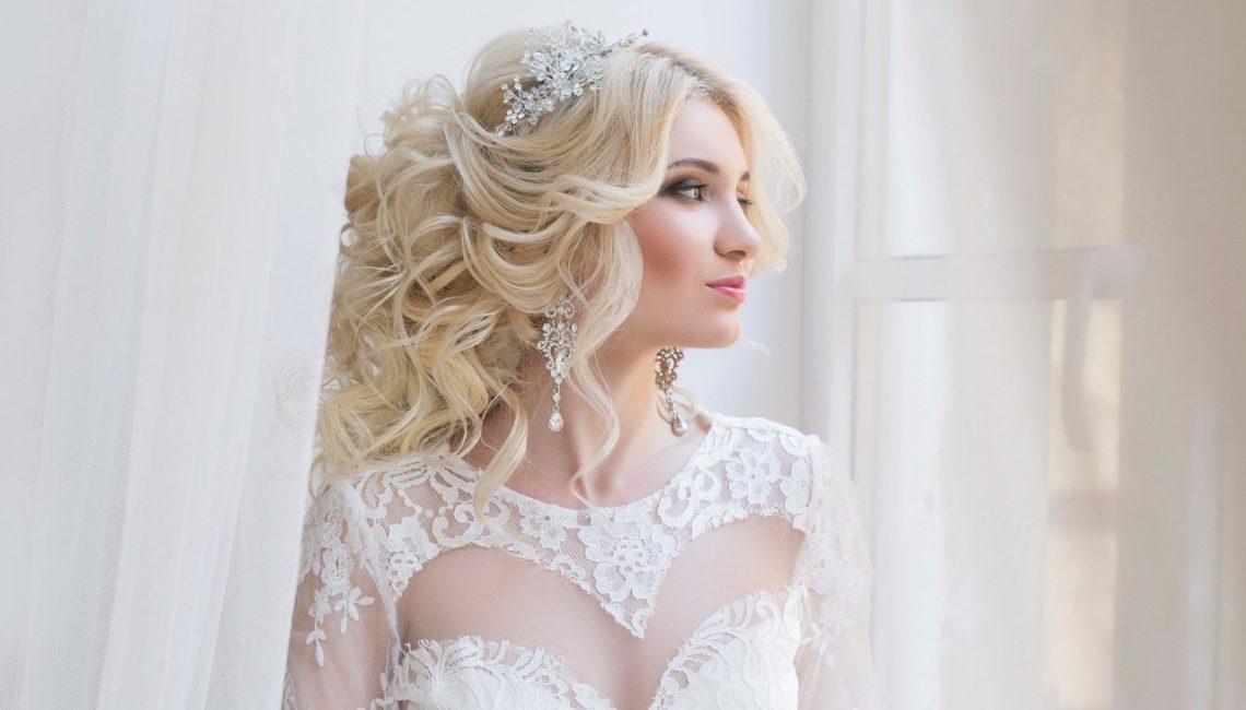 Как выбрать свадебную прическу: советы стилистов