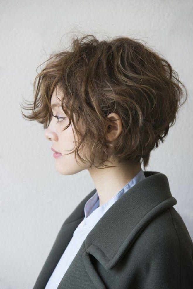 Идеальная короткая стрижка для тонких волос