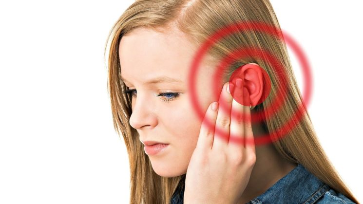 Что делать, если при простуде заложило уши