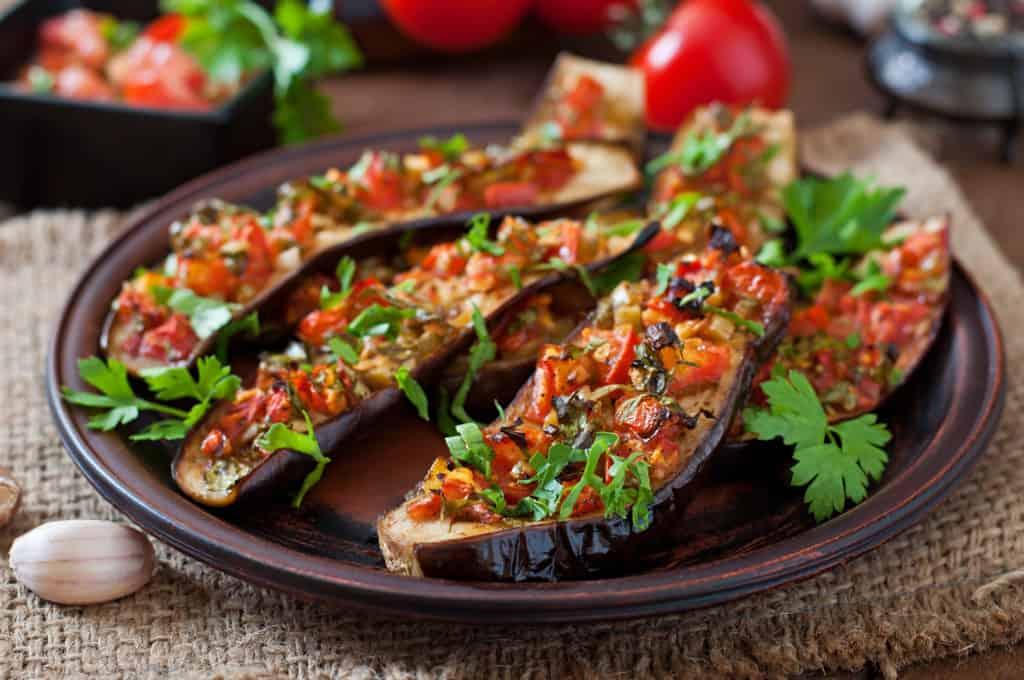 7 очень вкусных блюд из баклажанов