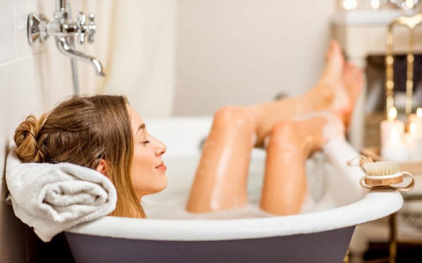 Молодильные ванны — молодость под вашим контролем