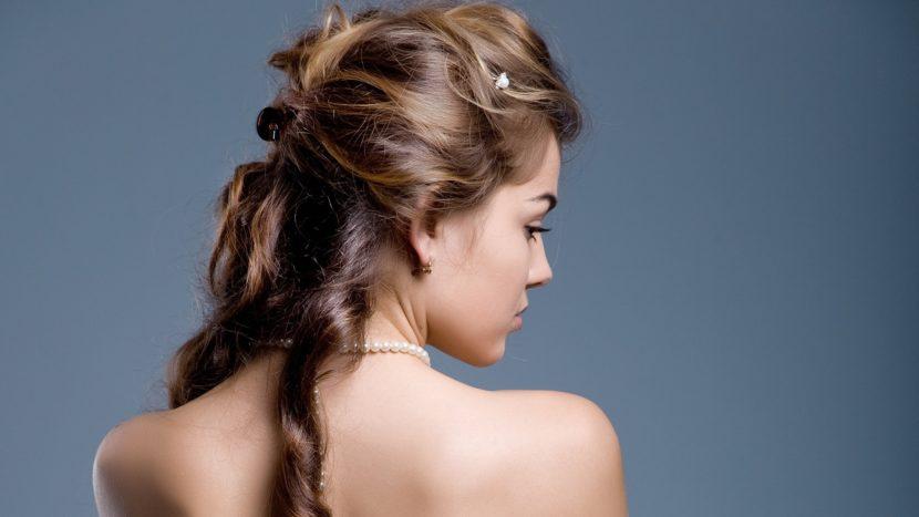 Красивые прически на длинные волосы: фото поэтапно