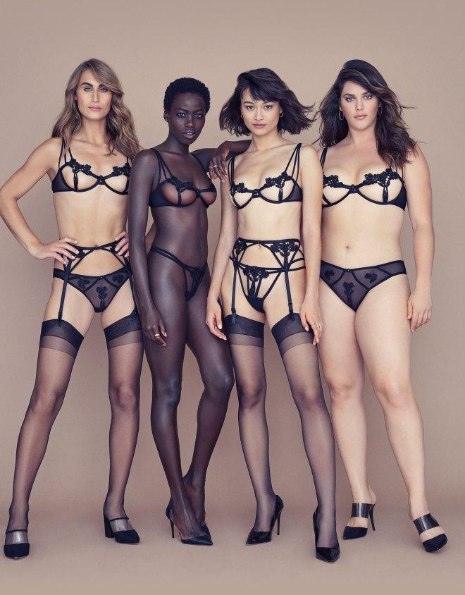 женское белье Victoria Secret для трансгендеров