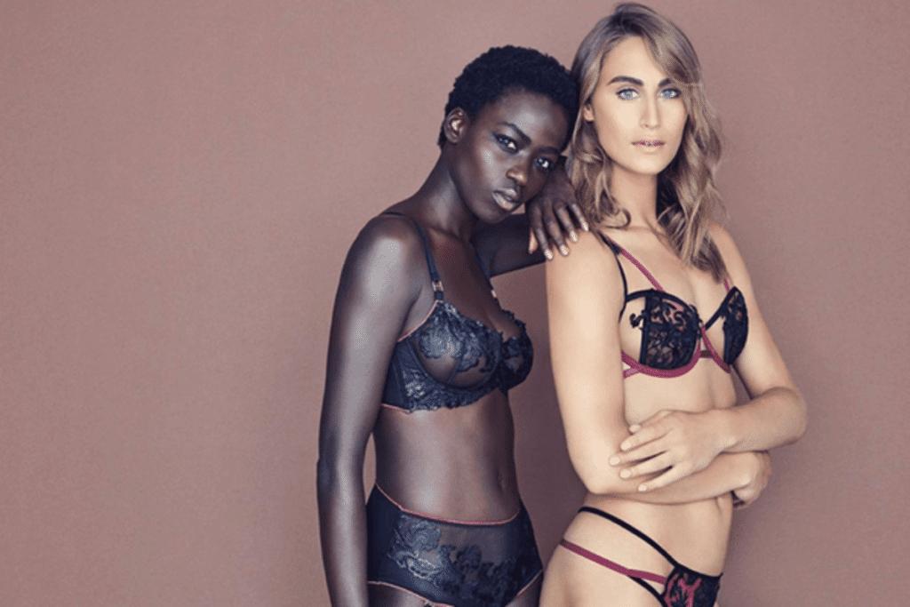 Victoria's Secret впервые снял трансгендера