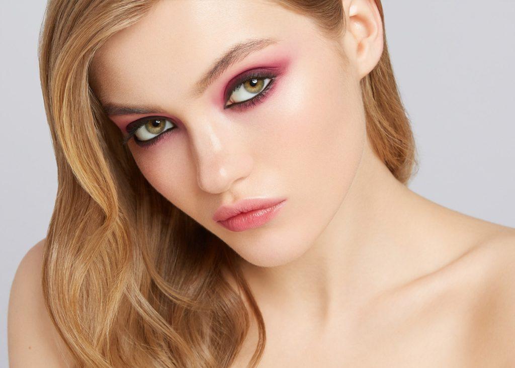 как сделать макияж глаз пошагово