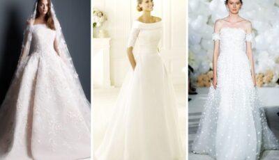 25 потрясающих зимних свадебных платьев, в которых ты будешь выглядеть идеально