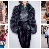 25 стильных шуб из искусственного меха, которые стоит иметь в своем гардеробе