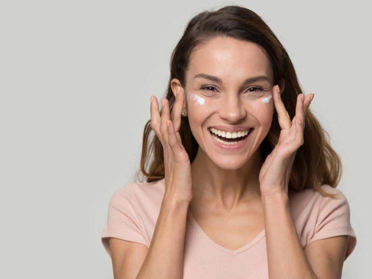 Подтягивающие маски для лица в домашних условиях