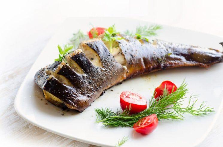 Вкусные рецепты: готовим сома