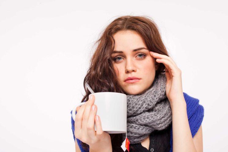 10 лучших народных средств от простуды и насморка