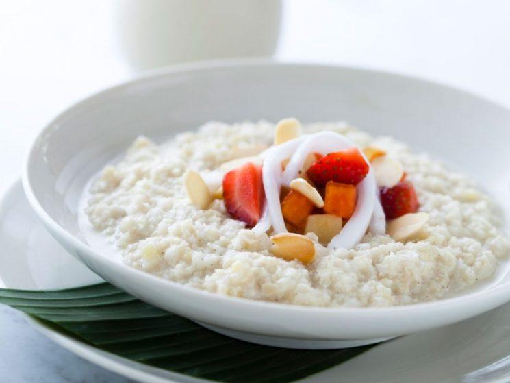Вкусные рецепты: готовим рисовую кашу