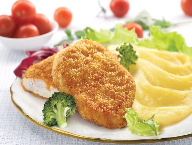 Вкусные рецепты: готовим котлеты с картофельным пюре и имбирем