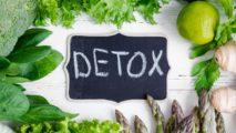Эффективная детокс диета «Перезагрузка печени»