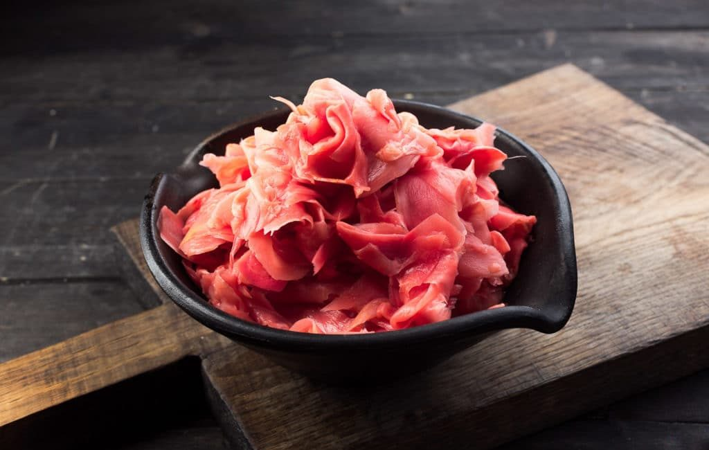 Вкусные рецепты: готовим маринованный имбирь