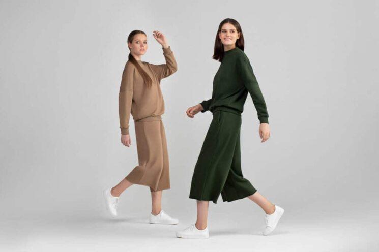 Мода и трикотаж ходят вместе: Как подобрать стильные недорогие образы
